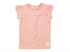 Small Rags Ella t-shirt top old rose