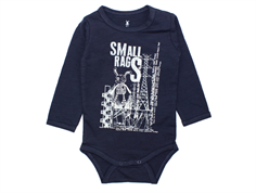 Small Rags Felix body outer space navy