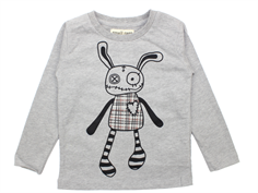 Small Rags Felix t-shirt grey melange