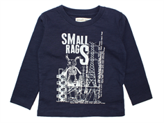 Small Rags Felix t-shirt outer space navy
