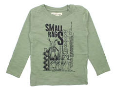 Small Rags Felix t-shirt sea spray green