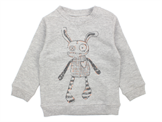 Small Rags Gary sweatshirt grey melange