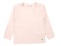 Small Rags Grace t-shirt sepia rose