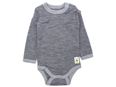 Small Rags Valdo body grey medium melange