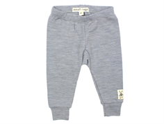 Small Rags Valdo bukser light grey melange