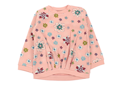 Small Rags bluse coral cloud blomster