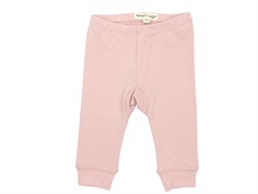 Small Rags Fly leggings pale mauve