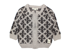 Small Rags cardigan Hubert dove
