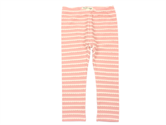 Small Rags leggings coral cloud