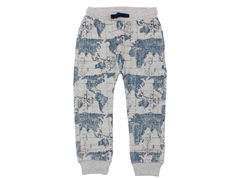 Small Rags sweatpants neutral gray world