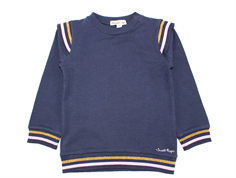 Small Rags sweatshirt mood indigo