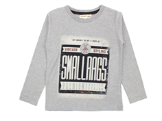 Small Rags t-shirt Fabian grey melange
