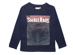 Small Rags t-shirt Fabian outer space