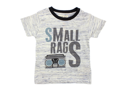 Small Rags t-shirt Gary vaporous gray