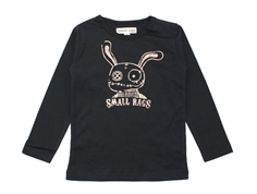 Small Rags t-shirt Hubert caviar