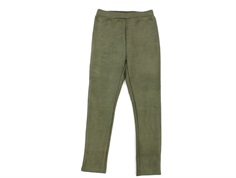 Sofie Schnoor Girls leggings Terese army green