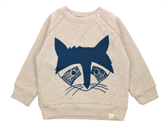 Soft Gallery Alexi sweatshirt badger tan melange