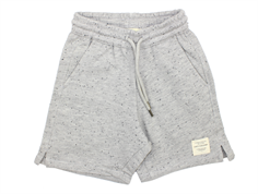 Soft Gallery Alisdair shorts grey black neppy