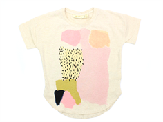 Soft Gallery Amaris t-shirt cream melange