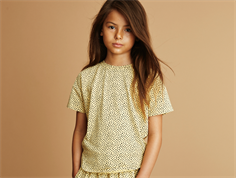 Soft Gallery Amaris t-shirt med hjerter sundress
