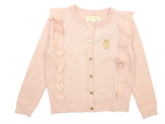 Soft Gallery Anissa cardigan rosecloud owl