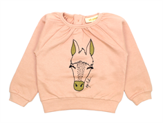 Soft Gallery Annabel sweatshirt rose cloud
