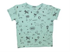 Soft Gallery Ashton t-shirt lichen desert