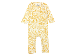 Soft Gallery Ben jumpsuit cream golden glow owl
