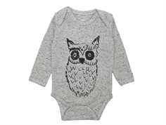 Soft Gallery Bob body neppy grey melange owl