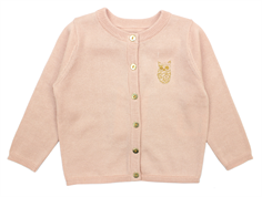 Soft Gallery Carrie cardigan rosecloud owl