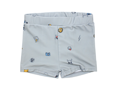 Soft Gallery Don badebukser alloy emojo swim UV