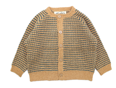 Soft Gallery strikcardigan Errol doe