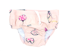 Soft Gallery Mina badeshorts rose cloud candy UV