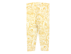 Soft Gallery Paula leggings cream golden glow owl