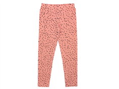 Soft Gallery Paula leggings rose dawn dotties