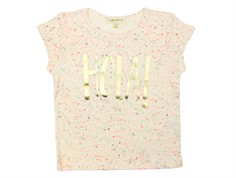 Soft Gallery Pilou t-shirt pearled ivory hola