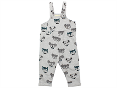 Soft Gallery Willow overalls grey melange dashing