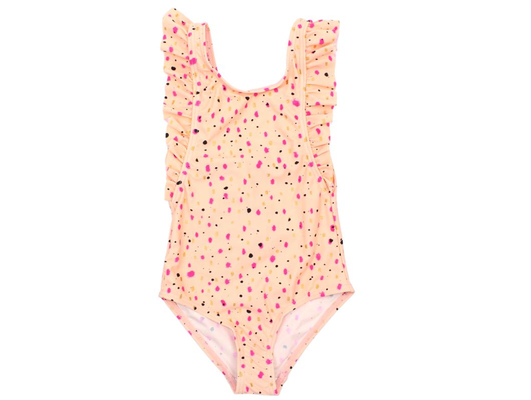 c0facf6bf35 Soft Gallery Ana baby swimsuit peach parfait | Shimmy | UDSALG