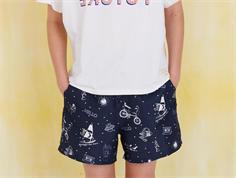 Soft Gallery badeshorts Dandy dress blue UV