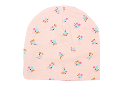 Soft Gallery beanie chintz rose cockatoo
