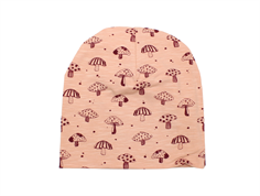 Soft Gallery beanie peach perfect porcini