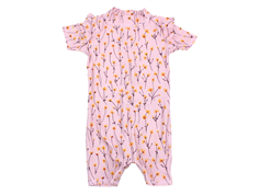 Soft Gallery badedragt Filly sunsuit dawn pink buttercup