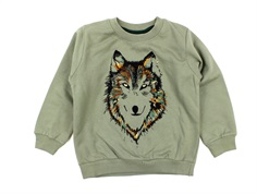 Soft Gallery sweatshirt Konrad vetiver husky