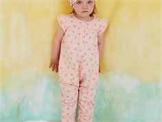 Soft Gallery jumpsuit Abigail chintz rose cockatoo