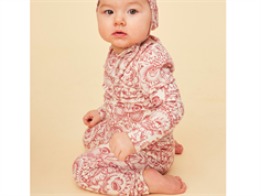 Soft Gallery jumpsuit Ben cream owl mahogany