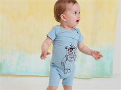 Soft Gallery jumpsuit Owen forget me not spacebear