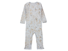 Soft Gallery jumpsuit Ben ocean grey mini splash blue