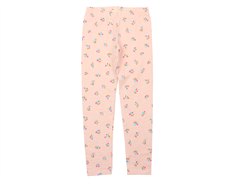 Soft Gallery leggings Paula chintz rose cockatoo