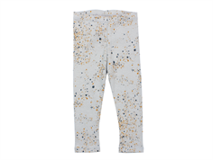 Soft Gallery leggings Paula ocean grey mini splash blue