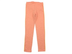 Soft Gallery leggings Paula tawny orange
